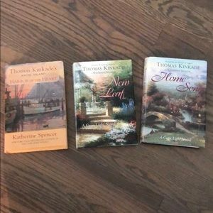 Thomas Kinkade 3 Book Collection